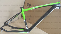 Wholesale Factory price er Full carbon MTB bike frame cm OEM BSA BB30 Mountain bicycle er