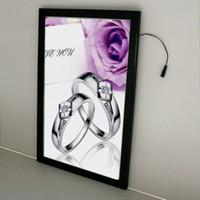 Wholesale led wedding picture light box