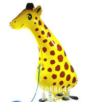 Wholesale Walking animal balloons walking pet balloons