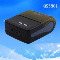 Wholesale 80mm Mini Portable Bluetooth Thermal Receipt Printer Wireless Mobile Mini Printer Printer Supplier Compatible