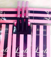 Cheap Tuzki British Brand LULI Shisha Pens Electronic Hookah Female Woman Smoking Electronic Cigarette e cig 3 Flavors factory 3pcs set