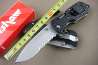 Folding Blade best kershaw knife - 2014 new Kershaw Multi function Camping Pocket EDC Folding knife Screwdriver Multi tool Kit Cr13Mov Blade cutting tool best gift L