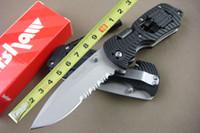 Wholesale 2014 new Kershaw Multi function Camping Pocket EDC Folding knife Screwdriver Multi tool Kit Cr13Mov Blade cutting tool best gift L