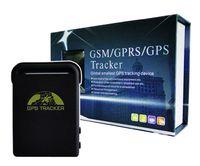 Gps Tracker GPS Tracker laptopsolutions Free Shipping TK102B Vehicle Car GPS Tracker Quad band Vehicle Realtime GPS GSM GPRS Car Vehicle Tracker