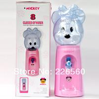 0 mini water dispenser - Piece Liters Mickey Style Mini Water Dispenser Glasses Water Dispenser