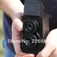 Wholesale Sets DIY Twin Lens Reflex mm Camera Kit