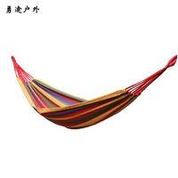 Cheap Cotten hammocks Best canvas outdoor furniture hammock