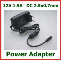 Wholesale 200pcs Universal Power Adapter Supply V A W mm mm for Digital Products Charger EU US plug with Filter DHL