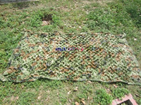 Wholesale 3x2M Hunting Military Camouflage Net jungle Camo Cover Car Drop netting Field game CS combat bird observation