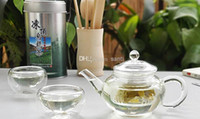 Wholesale Fashion Hot ml Glass Teapot Tea pot Easy Use Tea Set For Make Flower Tea And Coffee