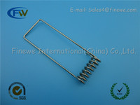 Wholesale Manufacture spring for light spring for ceiling in LED downlight flat spring clip