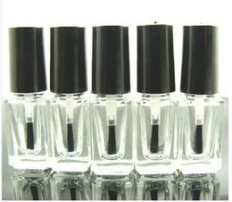 Wholesale 4ml factory empty nail polish bottle