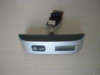 Wholesale Portable Digital Electronic Travel Lage Hanging Scale lage scale portable scale hanging scale A02L kg g