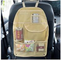 Wholesale Waterproof car seat back hanging storage bag folding storage box car storage bag storage bag for car