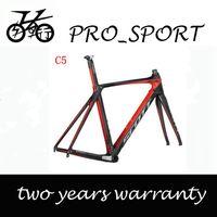 Wholesale Scott Carbon Bike Frame IMP Aero Techonolgy Road Racing Bicycle Frameset Summer Outdoor Sports Cycling Frames Sell Colnago Look De Rosa etc