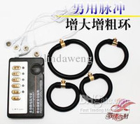 Steel <h3 >Silicone</h3>  Wholesale - Free shipping Male sexy toy Cock Expander Ring,Penis Streche Enlarger,Penis Pump Enhancement,man Proextender system