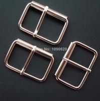 Wholesale Silver cm Wide silver ferrous belt buckle Roller buckle bag accessoires garment accessories