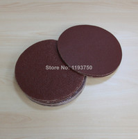 Wholesale Pieces quot mm Peel and Stick Sanding Discs Various Grits Adhesive backed Sanding paper