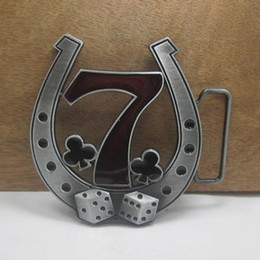 BuckleHome horse hoof belt buckle with pewter plating FP-02880-1 brand new buckle for belt free shipping