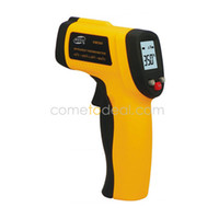 Wholesale GM300 Digital Non Contact Laser IR Thermometer to C
