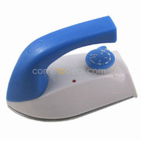 Wholesale Travel Mini Electric Iron Temperature Control function With automatic thermostat setting