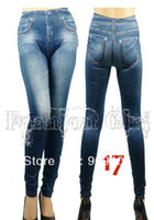 Wholesale 2013 New arrival sexy jeans For Women Fashion Leggings high quality Pants