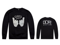 Spring / Autumn Punk / Rock / Hip-hop Fashion Cotton new 2014 free shipping hot selling autumn winter man men male capitalize DOPE Street skateboard brand Pullover Hoodie sweatshirt