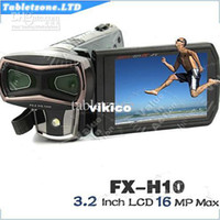 Wholesale D Digital Camera amp Camcorders Full HD P Camcorder DV Video Cameras Inch LCD MP Max FX H10
