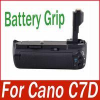 Wholesale New Vertical LP E6 Battery Grip for Canon EOS D Digital DSLR Camera Shutter