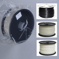 Cheap NEW 3.0 mm PLA Filament 1kg (2.2lbs) Spool for Reprap, MakerBot, Afinia and UP! 3D Printer, Free Shipping YNSY0010