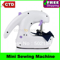 Wholesale High quality With Super Cheap Price Special design Variable Speed Mini Sewing Machine xAA