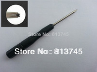 Wholesale mini screwdriver point star pentalobe screwdriver mm for iPhone s
