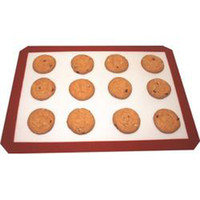 Wholesale Silicone baking mat Hot sale products Color customizable quot x16