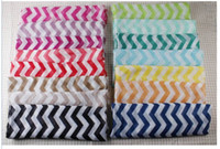 chevron scarves - 90X180CM Chevron wide circle scarves waving print circulation unlimited ladies scarves colors