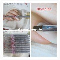 Wholesale kolinsky hair Acrylic Nail Brush Uv Gel Brush Nail Art Brush