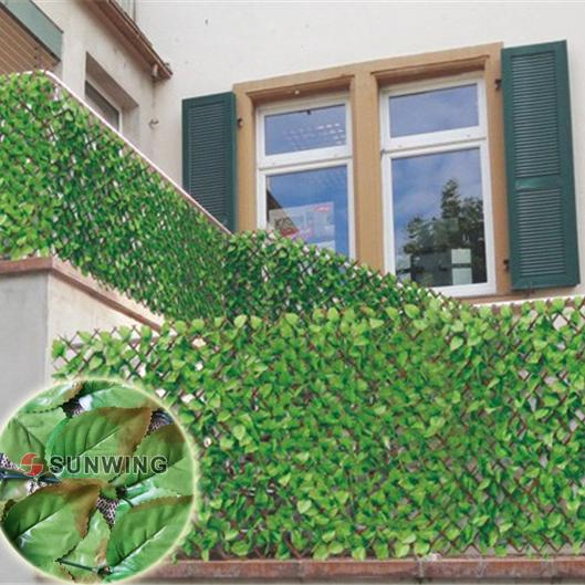 plant hangers for chain link fences 1