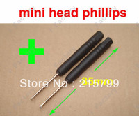 Wholesale mm Mini Cross Head Phillips Screwdriver Philips Driver Repair Pry Open Tool for iPhone Cell Phone S4