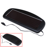 Wholesale 20pcs Solar Power Panel Battery Car Charger for Car Auto Trucks RV Boats W V K844