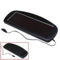 Wholesale 20pcs Solar Power Panel Battery Car Charger for Car Auto Trucks RV Boats W V K844
