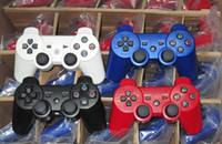 Wholesale Bluetooth Wireless Game Controllers amp Joysticks Game Accessories For PS3 for PC