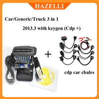 Wholesale 2014 R2 Keygen as gift TCS CDP Pro diagnostic cdp pro com in Cars Trucks Generic Newest Release and full set Car cables