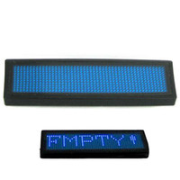 CE / FCC OPEN LED sign - Small LED Open Sign Multiple Language Long Working Time Support Two Switch Keys EGS_399
