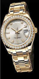 Wholesale High quality mechanical watch Luxury Diamonds Classic style watch of R24