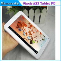 Wholesale Allwinner A23 inch Phablet G GSM Phone Tablet PC M GB Bluetooth Dual Camera Android Cheap tablet pc Top Selling