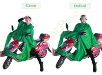 big cpam - YW5801 CPAM T Waterproof Oxford Polyester PVC Colors Motorcycle Scooter Big Cap Rain Poncho Factory directl