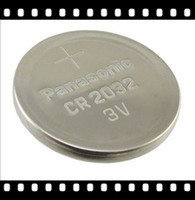 Wholesale 250Pcs CR2032 V Battery lithium button cell CR2032 Button Cell Batteries toy battery flash light cell