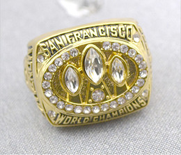 Wholesale Championship Ring k Gold Silver Diamond Ring ers fans collectibles