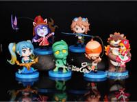 Cheap Multicolor League of Legends Best PVC Action Figures & Model Anime Accessories