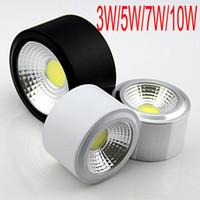 LED COB downlights Indoor lighting 3W 5W 7W 10W ceiling ligh...