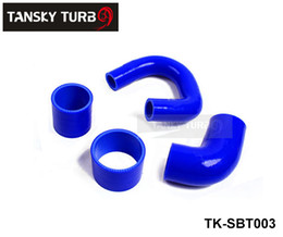 Wholesale Tansky Silicone Intercooler Radiator Turbo Hose Kit For Subaru Impreza GC8 EJ20 STi TK SBT003